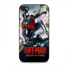 Ant Man Poster iPhone 4, 4s Case