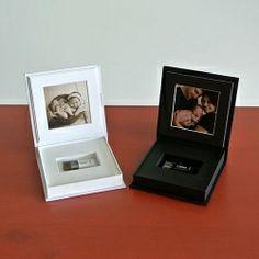 USB Folio Box