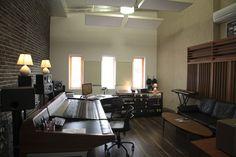 Attica Audio Recording - Control Room Gallery   Miloco