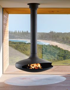 Gyrofocus by Focus Fires, displayed at the Guggenheim Museum, it is a true icon of modern design. Click to find a local, knowledgeable dealer today.