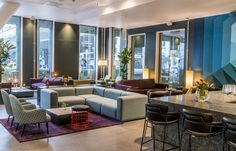 Scandic and AxFast are creating one of Stockholm's most exciting grand hotels in…