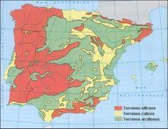 Geografía e Historia: El Relieve de España (I)