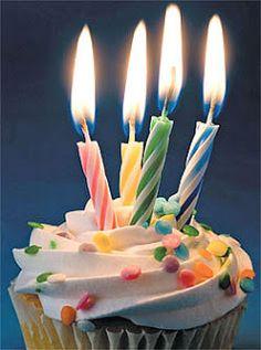 birthday candles ༺✿ƬⱤღ  http://www.pinterest.com/teretegui/✿༻*