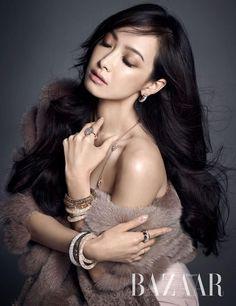 F(x) Victoria - Harper's Bazaar Korea