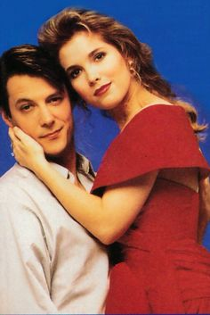 Jack & Jennifer, Days of our Lives (Matthew Ashford and Melissa Reeves)