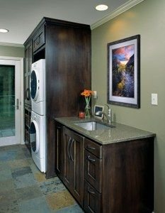 laundry room bathroom combination designs - Google Search