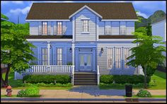 My Sims 4 Blog: Pancakes House Makeover by Beatdoc16