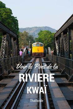 On se rend à Kanchanuburi pour le fameux pont de la rivière Kwaï, rendu célèbre par le film du même nom. Mais qui connaît vraiment l'histoire de cette ville? Un peu d'histoire au Thaï-Burma Railway... Koh Phangan, Pattaya, Road Trip, Les Continents, Northern Thailand, Blog Voyage, Burma Railway, Thailand Travel, Viajes