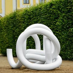 The Season's Most Captivating Outdoor Sculpture From Carol Bove, Olaf Breuning… Outdoor Sculpture, Modern Sculpture, Sculpture Art, Sculptures, Abstract Shapes, Public Art, Inventions, Garden Design, Flora