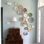 Perfect Place Settings: Plate Cluster Walls | Apartment Therapy