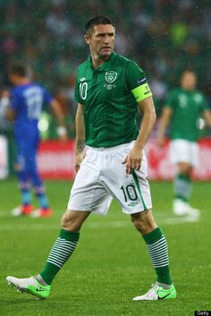 Robbie Keane @ Ireland