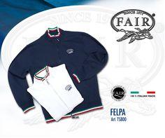 La Felpa F.A.I.R. è disponibile nei colori blu e bianco, acquistala subito qui http://www.fair-store.com   F.A.I.R Sweatshirt is available in two colors : blue and white, shop on line here http://www.fair-store.com
