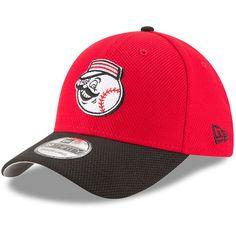 Cincinnati Reds New Era 2017 Diamond Era 39THIRTY Flex Hat - Red - $27.99