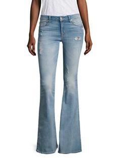 Hudson - Mia Aura Bell-Bottom Jeans