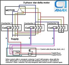 df4c7c1e00c544f594a49b4f9be1d85c--delta-connection-motors  Phase Delta Motor Wiring Diagram For Controls on 3 phase 3 wire delta, 3 phase motor star delta connection, delta connection diagram, 3 phase motor control diagrams, delta 3 phase bank diagram,