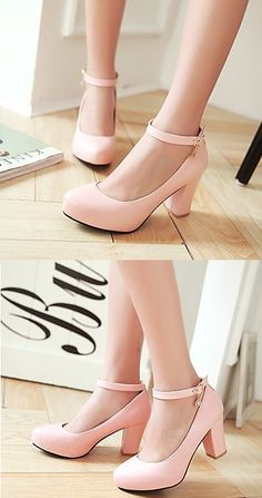 The detail of this ankle trap and rose color in these gorgeous heels will take everyone's breath away, don't you agree? Enjoy Early Bird Christmas sales discount until Dec 15th!