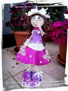 Doll in fommy