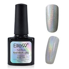 #Elite99 #bling colorful #rainbow new gel polish soak off nail manicure 10ml 7012,  View more on the LINK: http://www.zeppy.io/product/gb/2/381646496776/