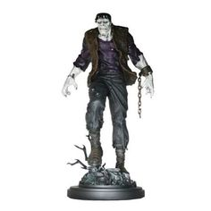 Frankenstein Rockys Vault Exclusive 16-inch Statue @ niftywarehouse.com #NiftyWarehouse #Geek #Gifts #Collectibles #Entertainment #Merch