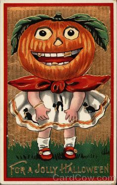 For a Jolly Halloween