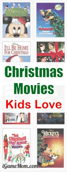 Christmas movies for kids on Netflix kids of all ages love. Easy and fun family holiday tradition to make lasting family memories for children