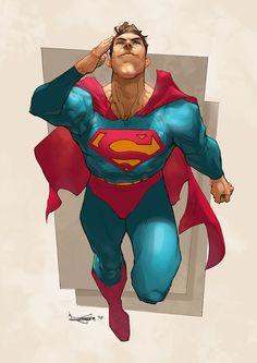 2MORO COMICS, thegeekcritique: comicsforever: DC Superheroes...