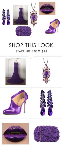 """Mareena Titanos"" by ptxlover16 on Polyvore featuring LeVian and Chiara P"