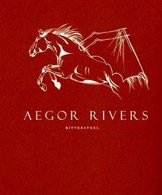 | ASOIAF : Minimalist Character Posters | Aegor Rivers  *Requested by fyre-steel-raven-and-star
