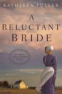 A Reluctant Bride by Kathleen Fuller. Check out my #review here: http://spreadinghisgrace.blogspot.com/2016/02/a-reluctant-bride-by-kathleen-fuller.html