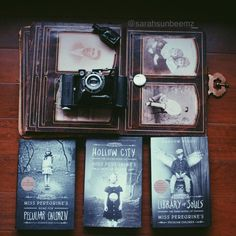 So excited for the Miss Peregrine's movie coming out this fall! Tim Burton, I Love Books, My Books, Hollow City, Miss Peregrine's Peculiar Children, Peregrine's Home For Peculiars, Miss Peregrines Home For Peculiar, Long Books, Best Gifts For Her