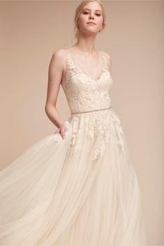 BHLDN Reagan Gown in  Bride Wedding Dresses | BHLDN  $975.00