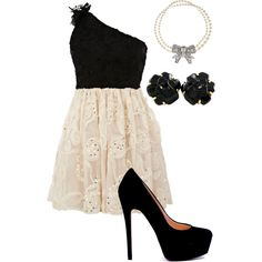 all the pretty things, created by mollym96 on Polyvore. So nice and fancy