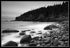Ball Beach, Acadia National Park, Maine