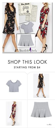 """""""24. Beautifulhalo"""" by malasirena989 ❤ liked on Polyvore featuring vintage"""