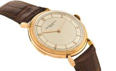 Vacheron Constantin Ref. 4261 minute-repeater from 1945