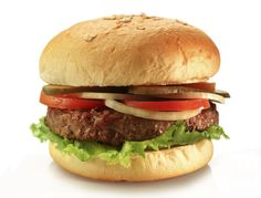 How to Build a Healthy Hamburger