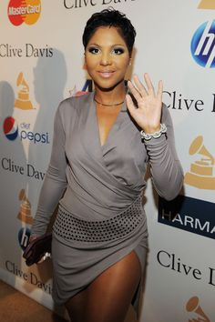 Toni Braxton Photos Black Girl Magic, Black Girls, Celebrity Fashion Looks, Toni Braxton, Celebs, Celebrities, Beautiful Black Women, My Idol, David Geffen