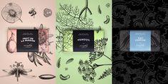 Monsillage Soaps — The Dieline - Branding & Packaging Design