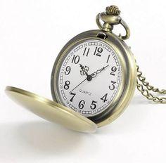 1efb07950b9 relógio de bolso carreta estilo ouro carga pesada caminhão Relógio De Bolso  Vintage