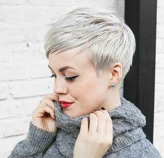 Bildergebnis für pixie cut hairstyle