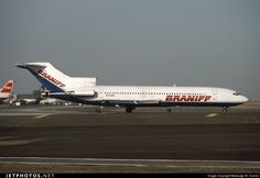 Photo of - Boeing - Braniff Boeing 727, Boeing Aircraft, Cabin Crew, Photo Online, Over The Years, Aviation, F4u Corsair, Birds, Pilots