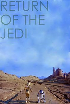 Return of the Jedi..