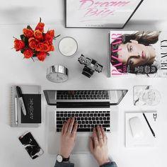 Back to the grind, workspace situations. #flatlay #flatlayapp #flatlays www.theflatlay.com