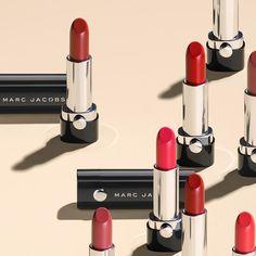 Marc Jacobs Le Marc Luxury Lipstick by #RaymondMeier