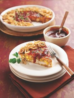 Only 10 minutes of prep needed to make this hearty pie dinner