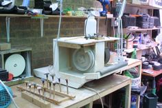 Welcome to our article abut how we built our homemade cabochon machine, in all it cost about £250.00 including wheels, motor and shaft and everything else that went into it. Here is a picture of th…