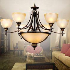 Candid Modern Brief Loft Masonry Led Pendant Light Fixture Firework Ball Stainless Steel Pendant Lamps Home Deco Lighting 110-240v Highly Polished Pendant Lights