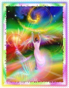 Angelique energy fields
