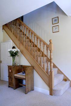 Best White Oak Banister White Oak Ungrooved Handrails 400 x 300
