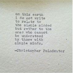 Christoper Poindexter